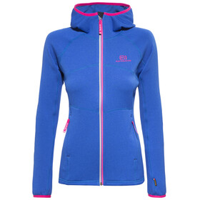 Elevenate Arpette Stretch Hood Women dynamic blue